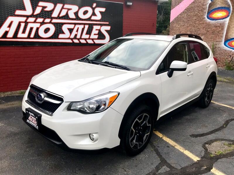 2015 Subaru XV Crosstrek 2.0 Limited