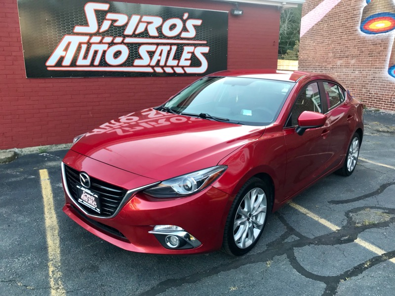 2014 Mazda MAZDA3 s Touring AT 4-Door