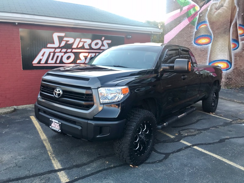 2017 Toyota Tundra SR5 5.7L V8 Double Cab 4WD Long Bed