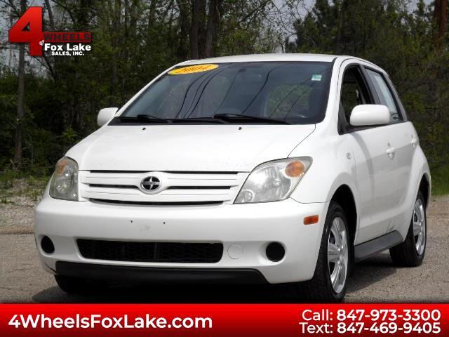 2004 Scion xA Hatchback