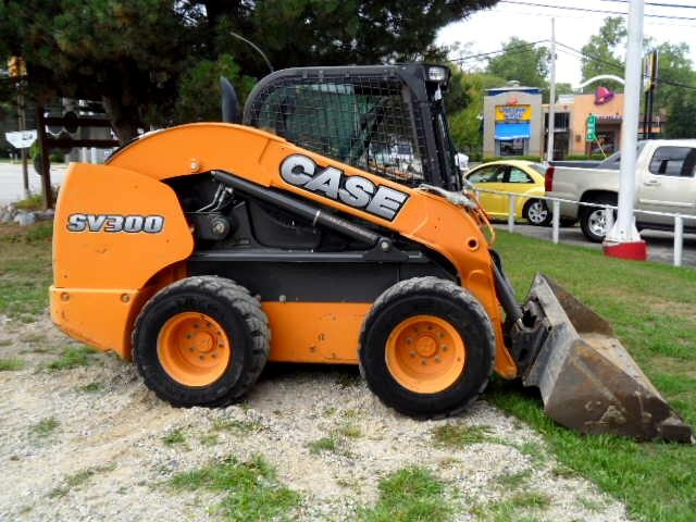 2015 Case Farm SV300