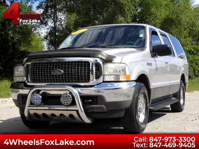 2002 Ford Excursion XLT 5.4L 2WD
