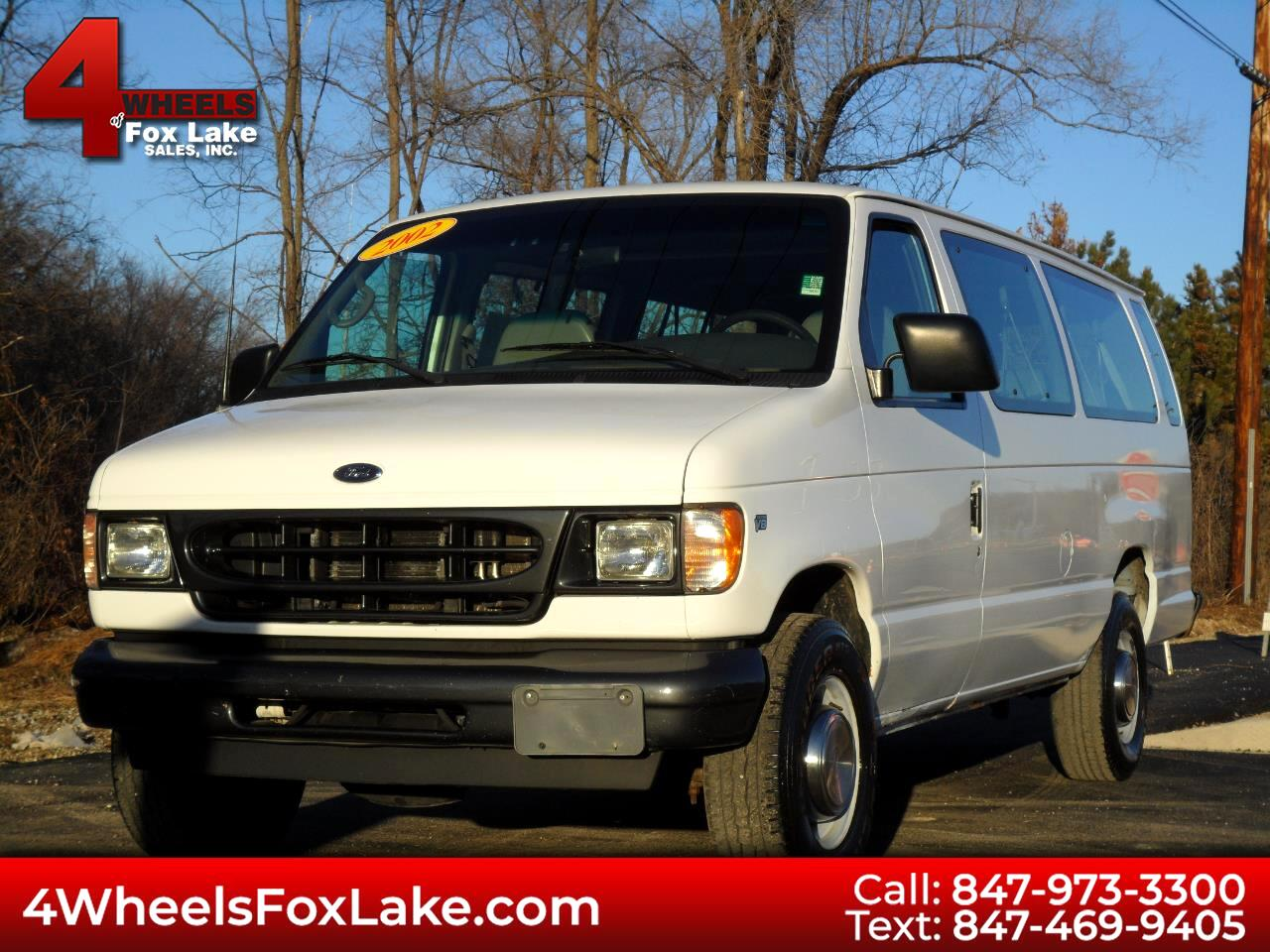 2002 Ford Econoline E350 Extended