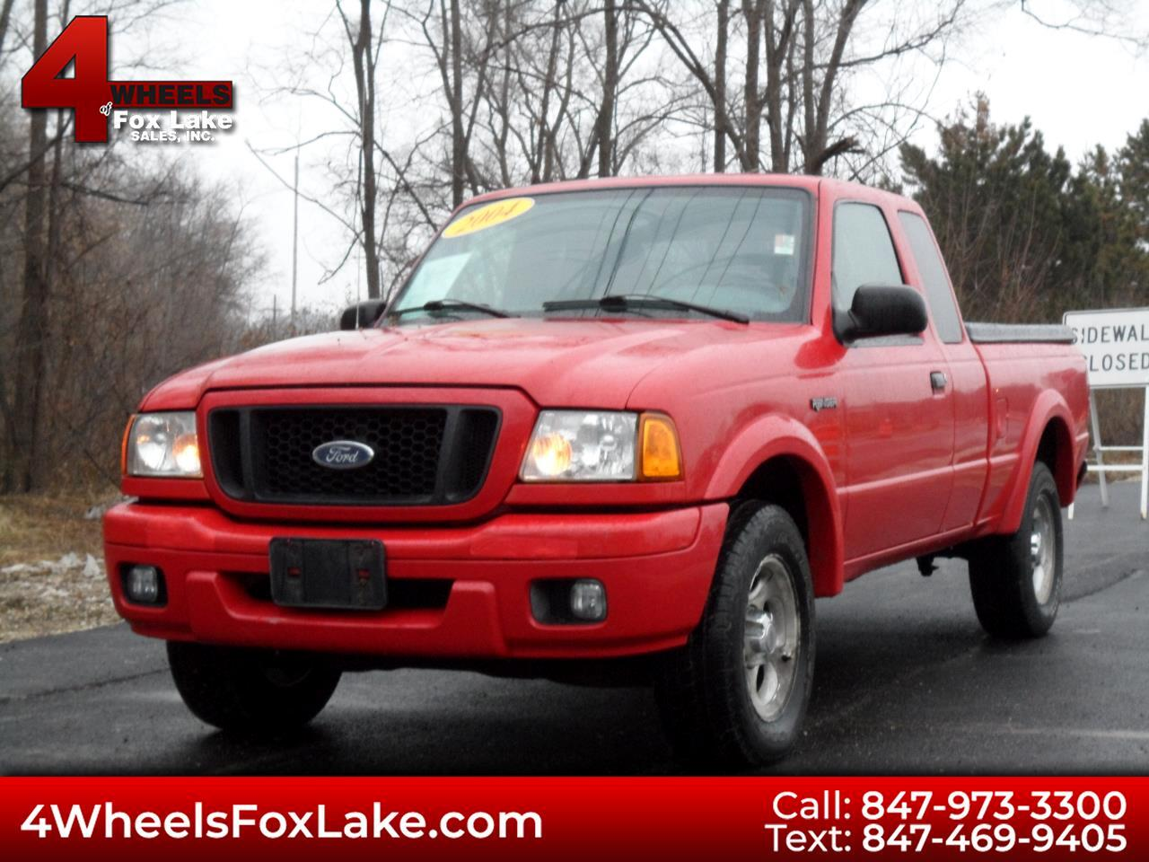 2004 Ford Ranger Edge Deluxe SuperCab 2WD