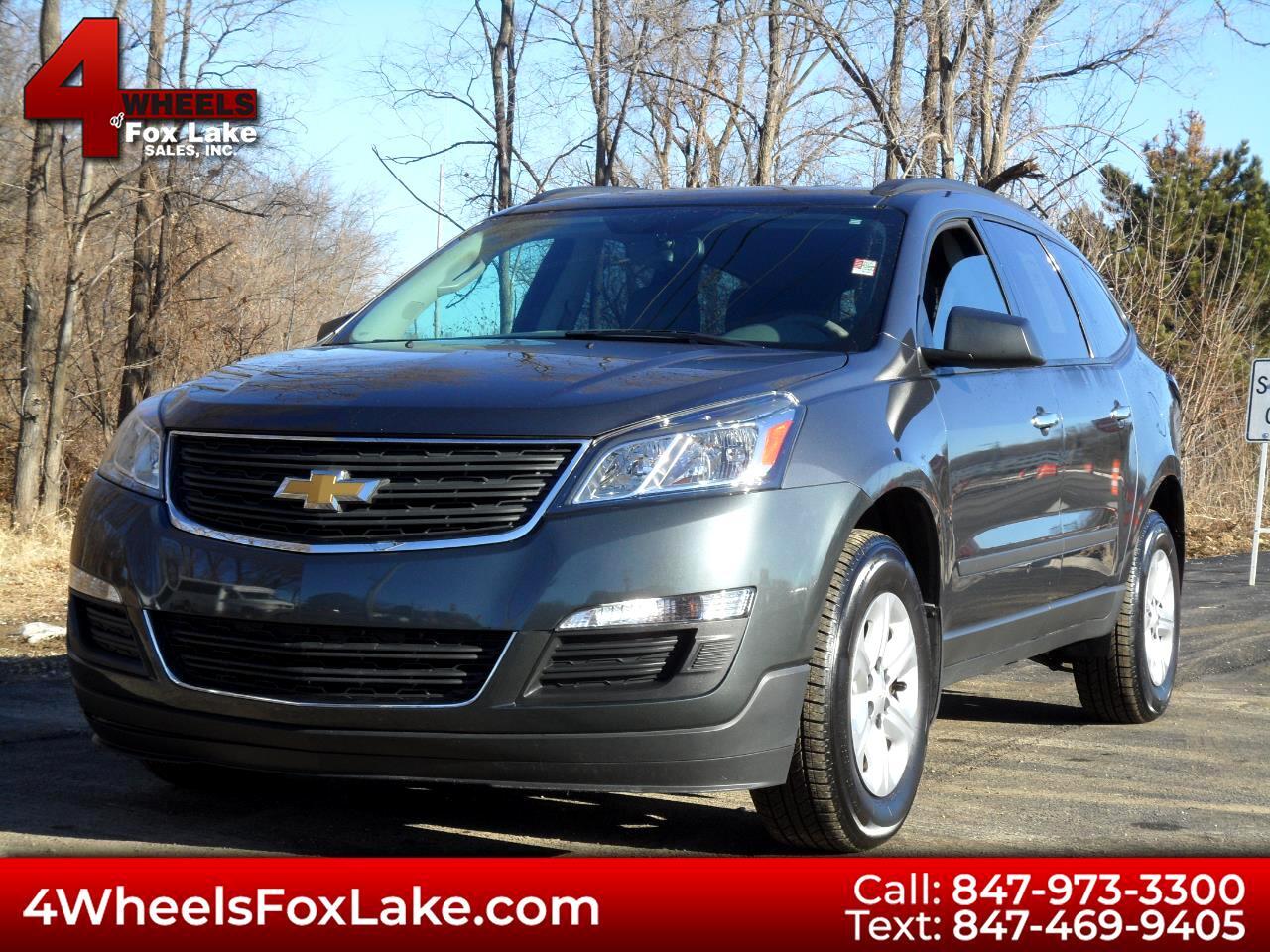 2013 Chevrolet Traverse LS FWD