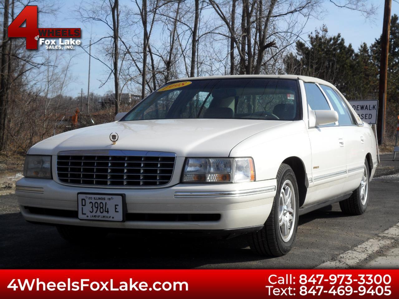 1998 Cadillac DeVille Special Edition