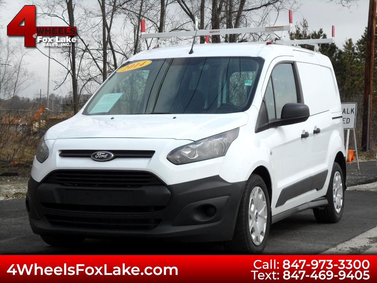 2014 Ford Transit Connect XLT W/REAR WINDOW