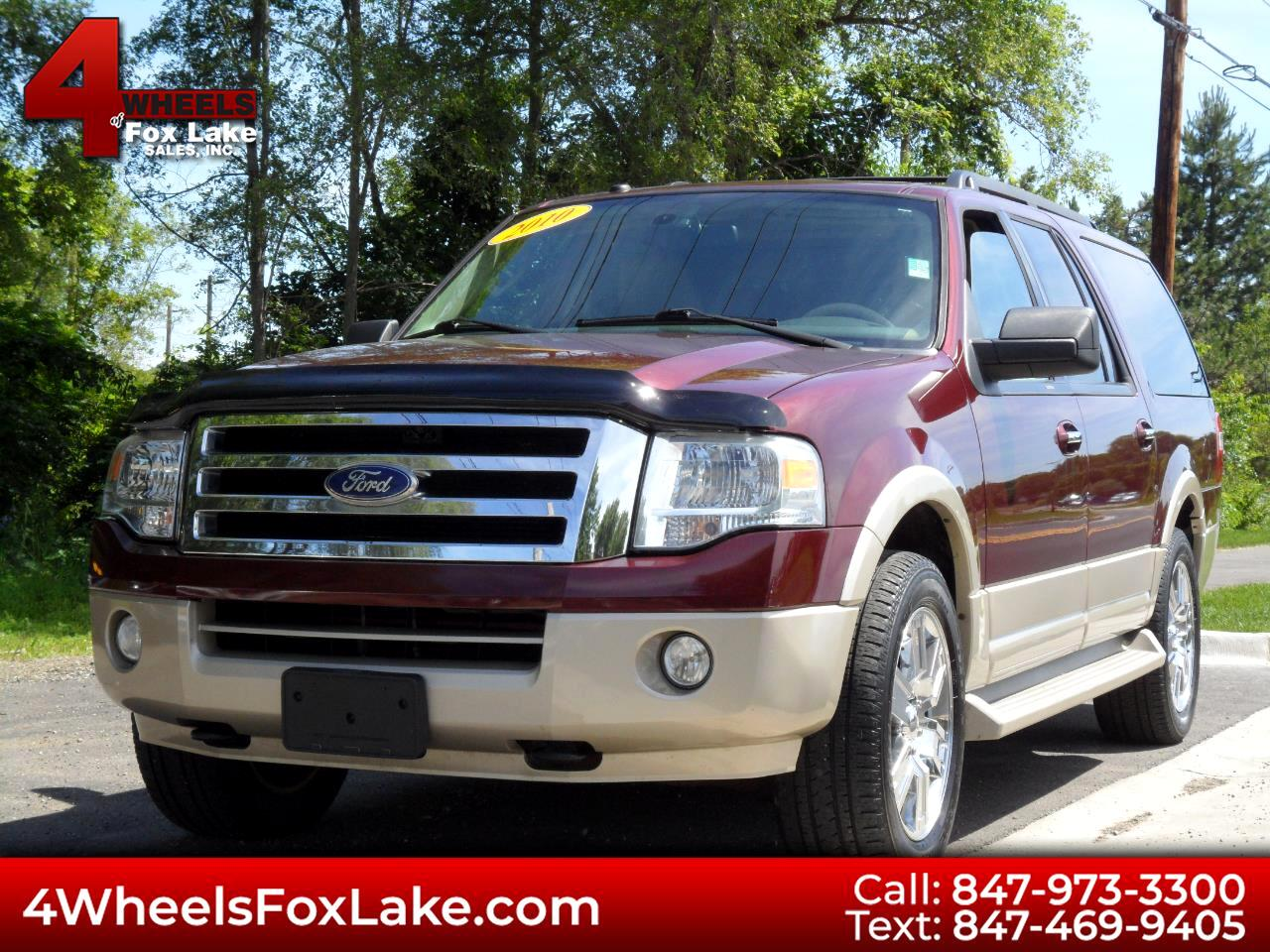 2010 Ford Expedition EL EL Eddie Bauer 4WD