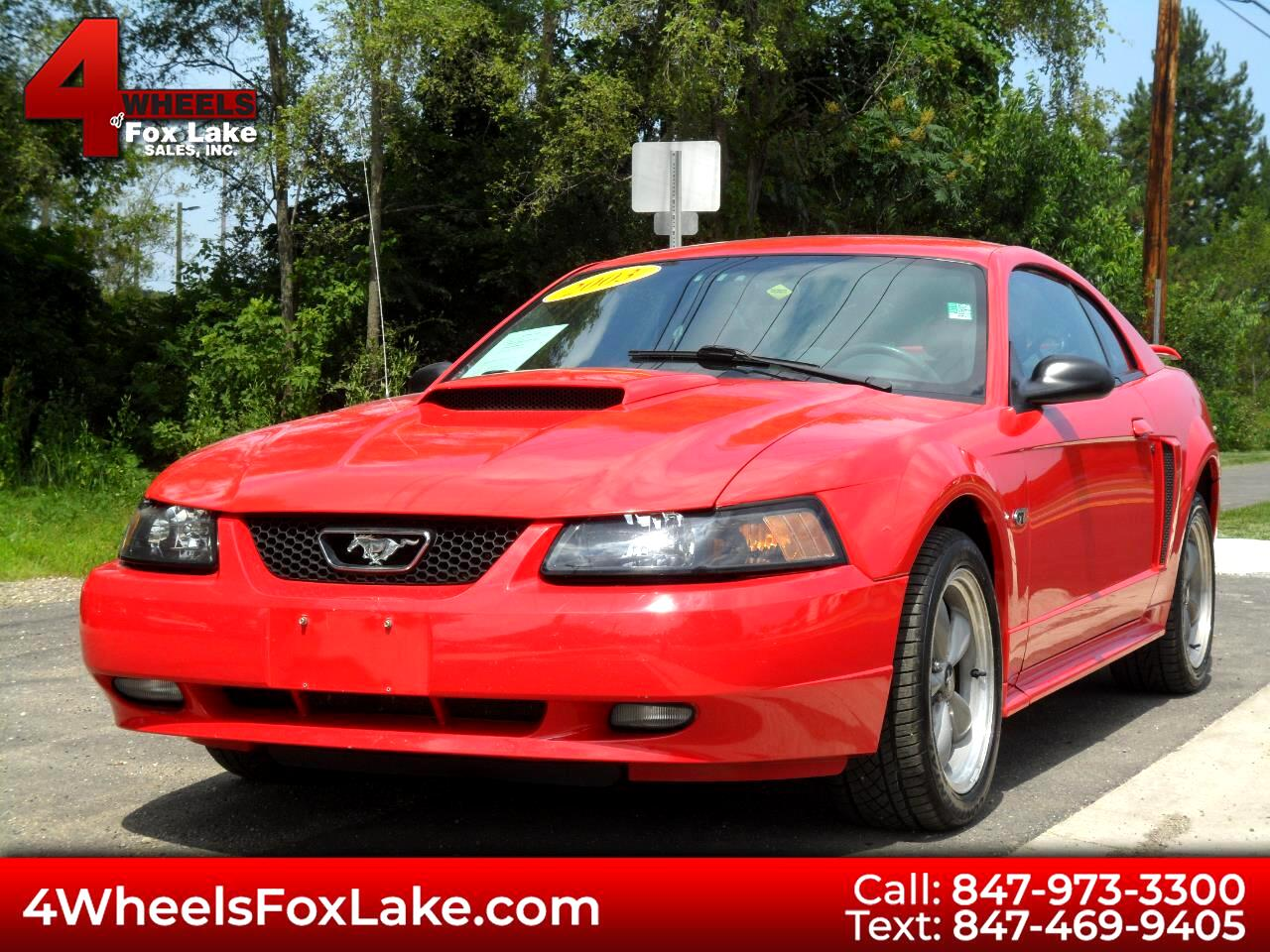 2003 Ford Mustang GT Deluxe Coupe
