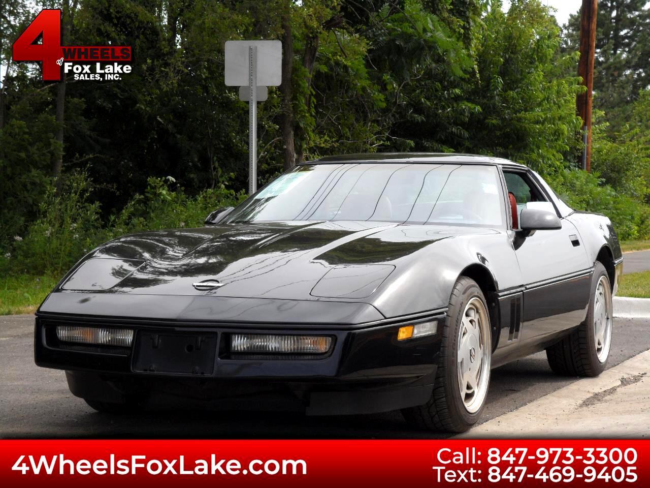 Chevrolet Corvette Coupe 1989