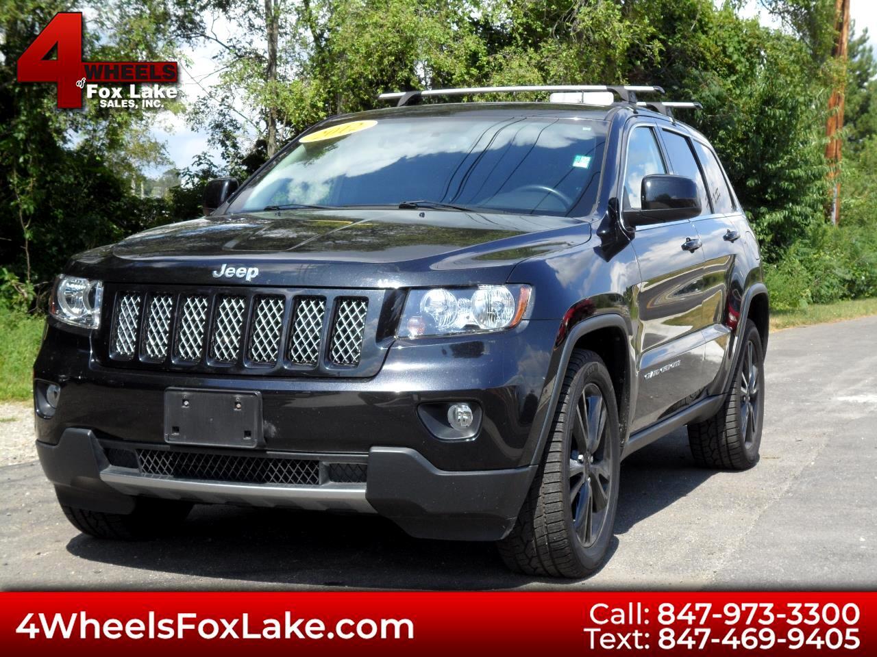 2012 Jeep Grand Cherokee High Altitude 4x4