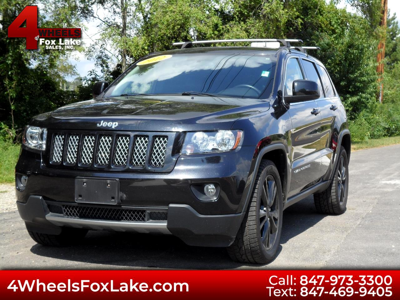2012 Jeep Grand Cherokee High Altitude 4x4