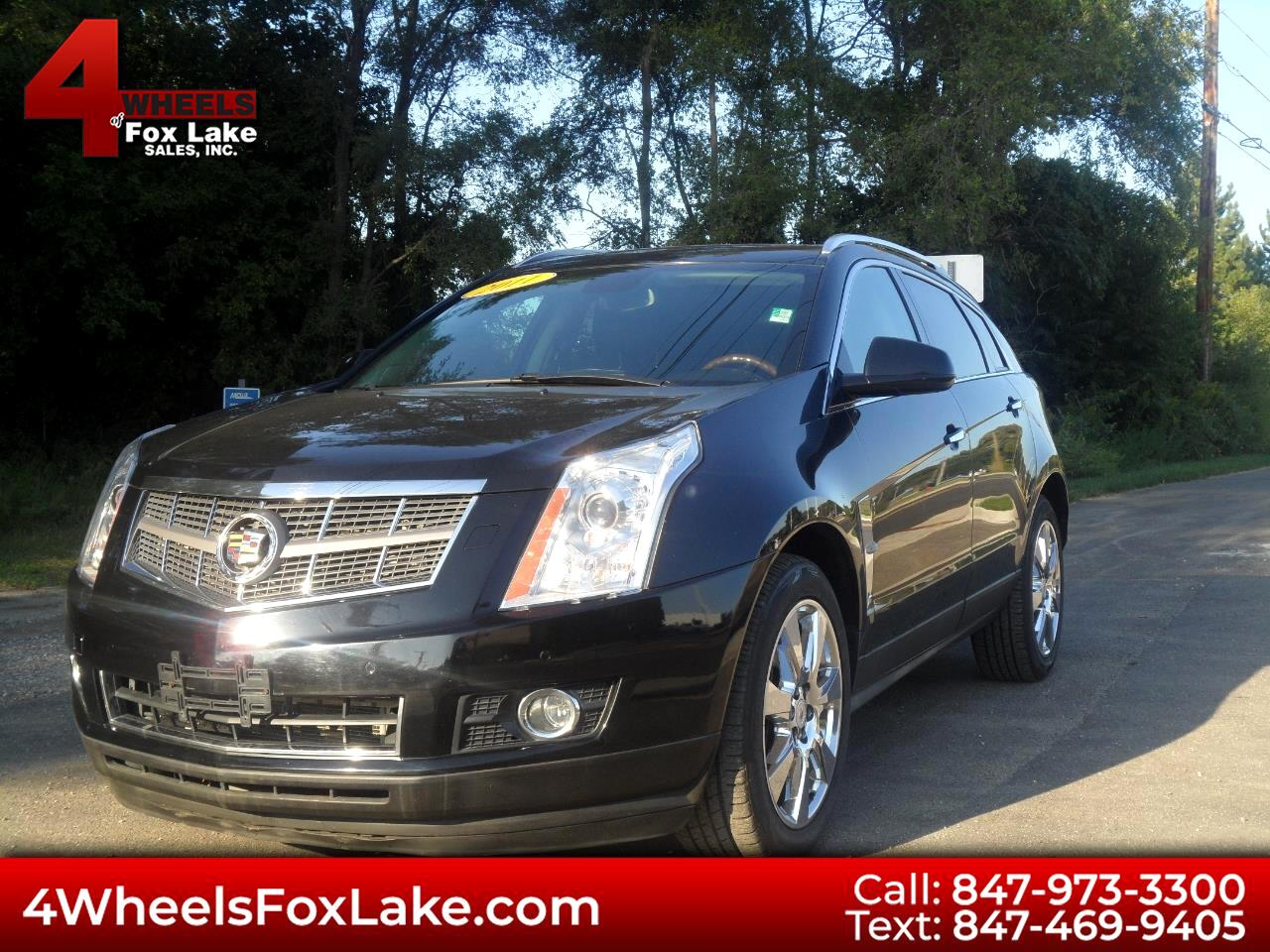 Cadillac SRX Performance Collection AWD 2011
