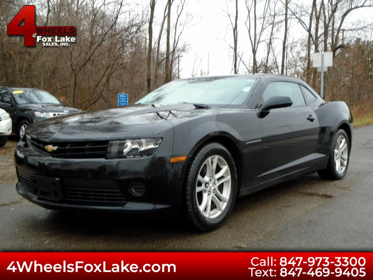 Chevrolet Camaro 1LS Coupe 2014