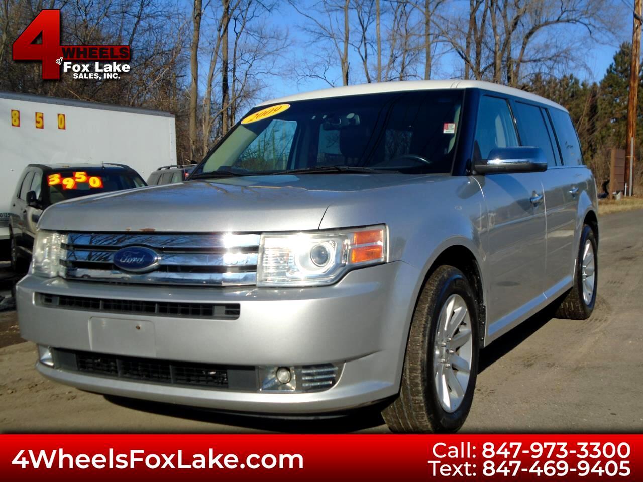 Ford Flex SEL AWD 2009