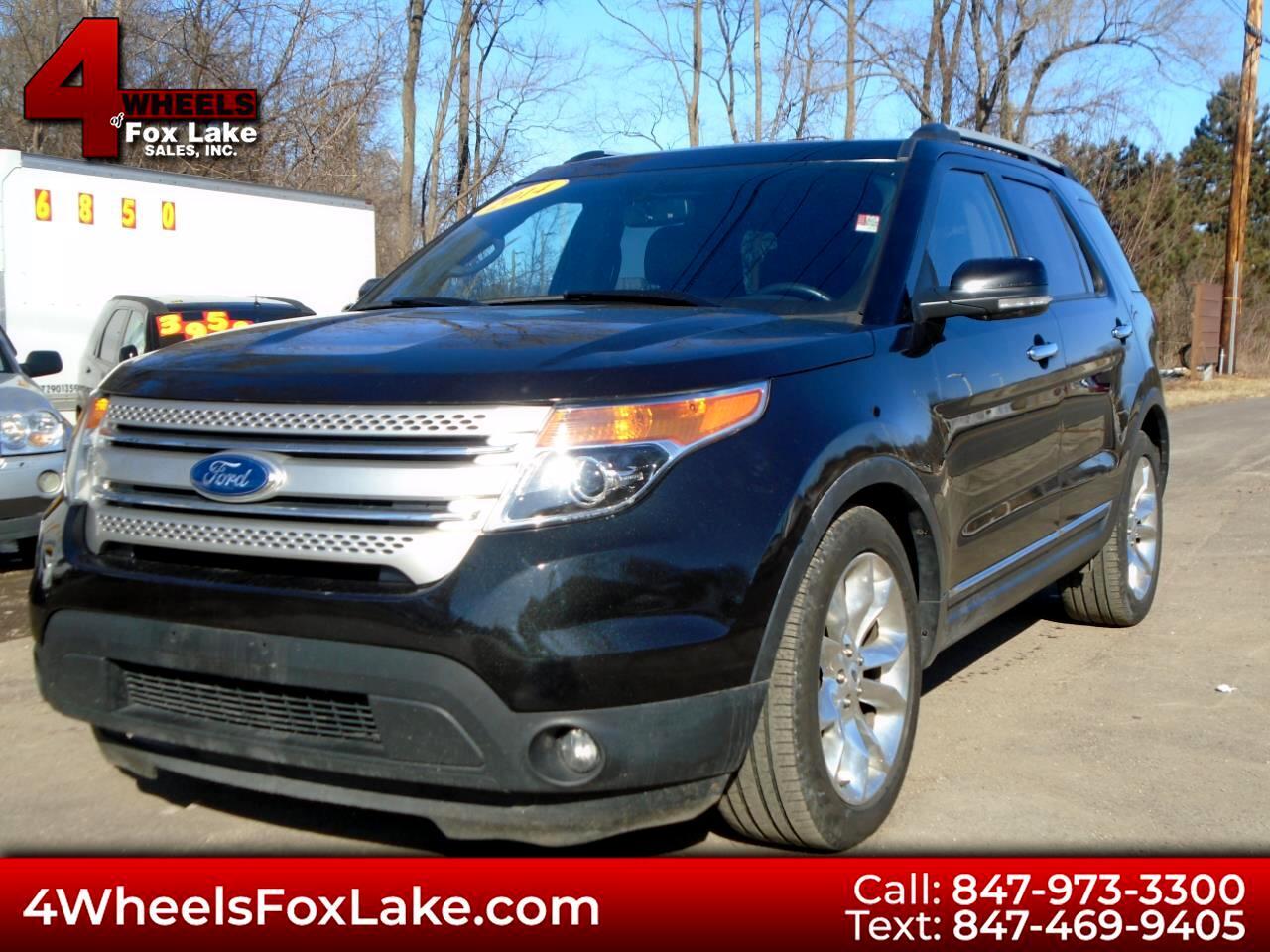 Ford Explorer XLT FWD 2014
