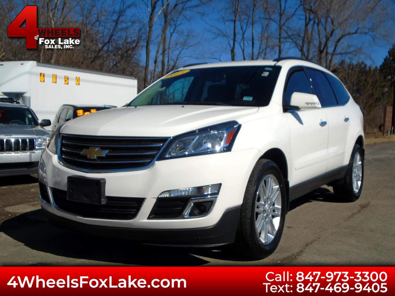 Chevrolet Traverse 1LT FWD 2015