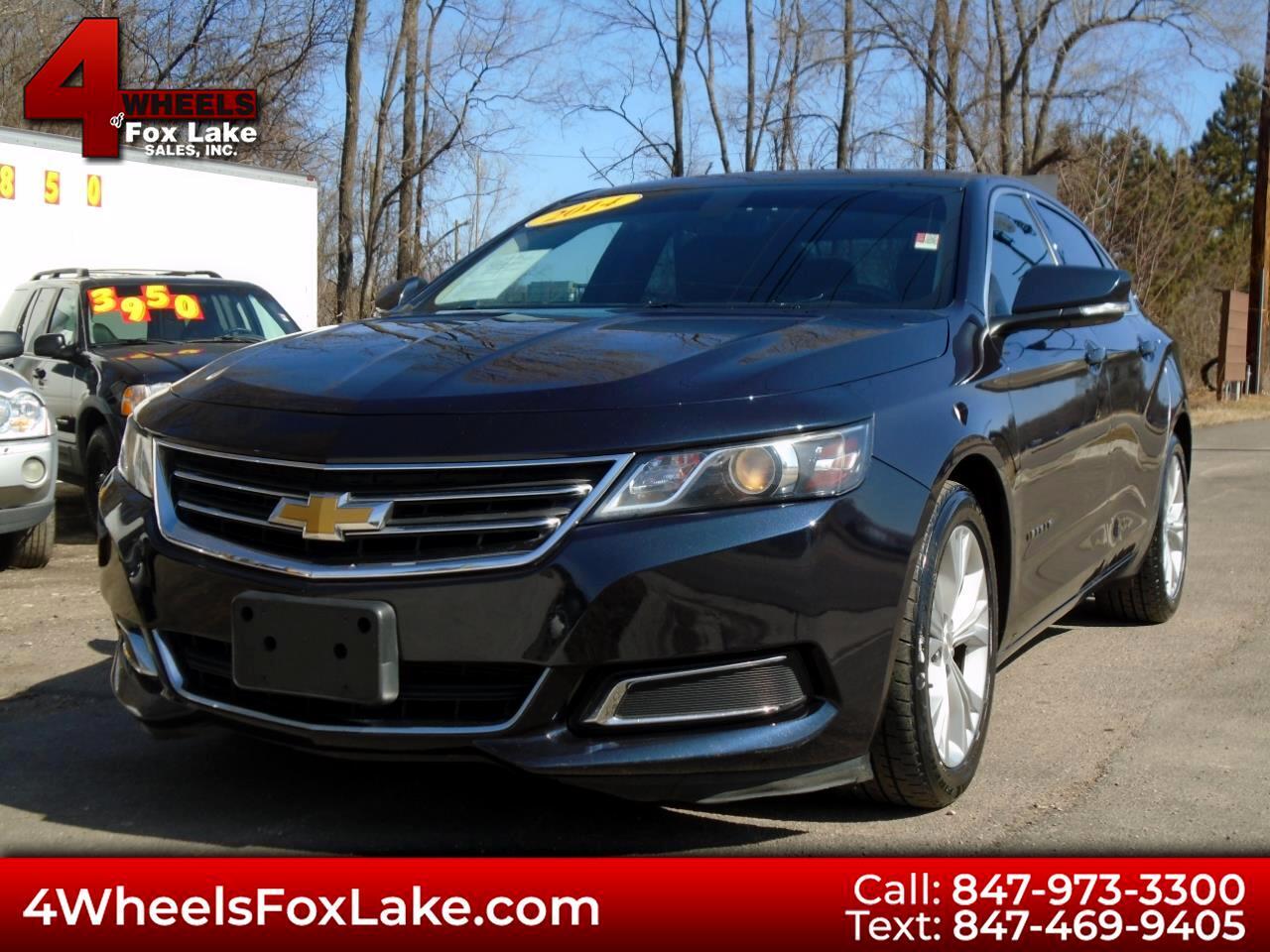 Chevrolet Impala 2LT 2014