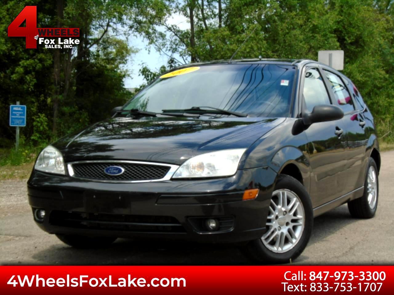 2007 Ford Focus 5dr HB SES