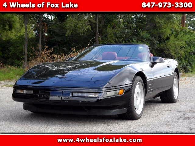 1991 Chevrolet Corvette Convertible