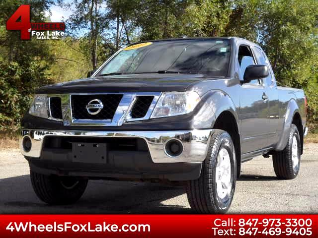 2011 Nissan Frontier SV EXTRA CAB 4X4