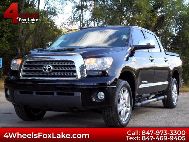 2009 Toyota Tundra Limited CrewMax 5.7L FFV 4WD