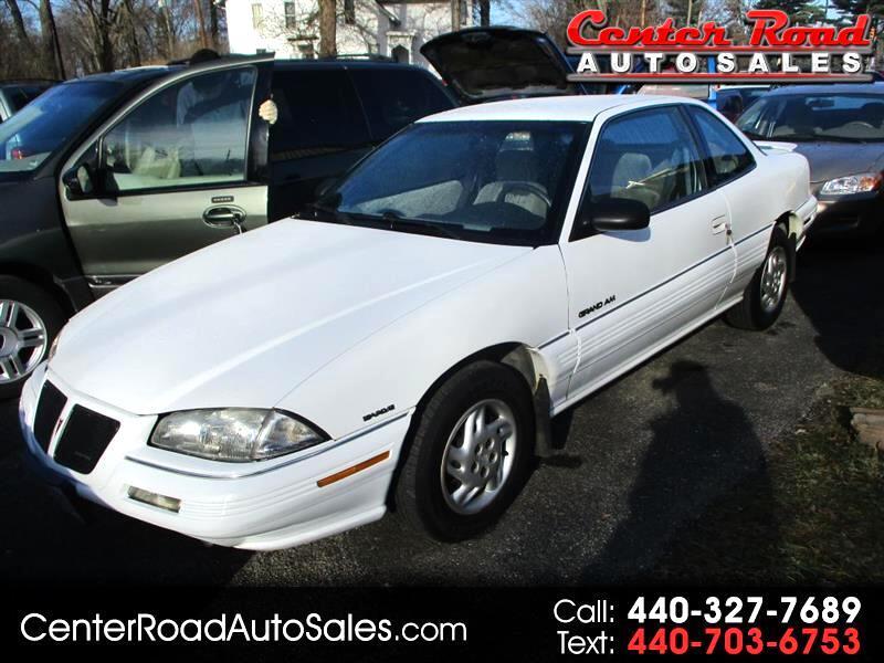 Pontiac Grand Am SE coupe 1995