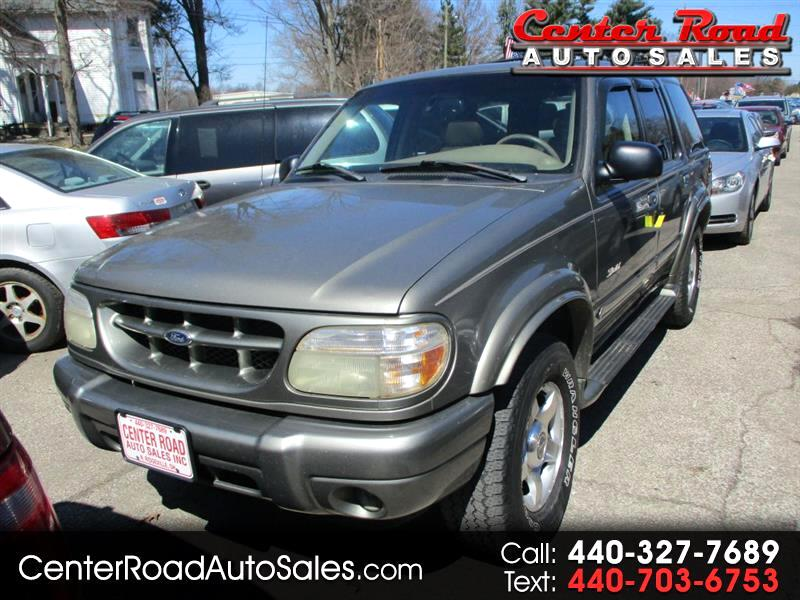 Ford Explorer Limited 4WD 2001
