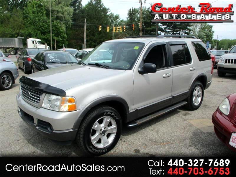 Ford Explorer XLT 4.0L 4WD 2003