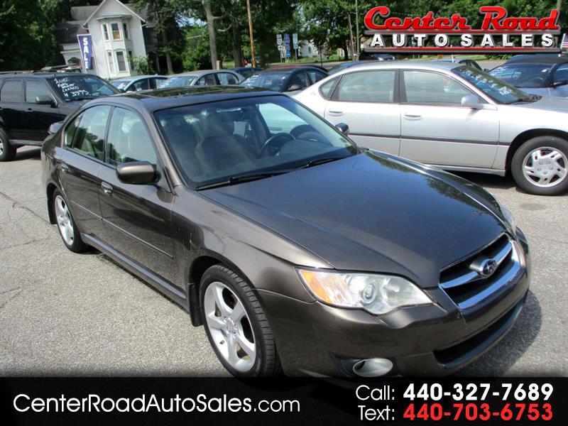 Subaru Legacy 2.5i Limited 2008