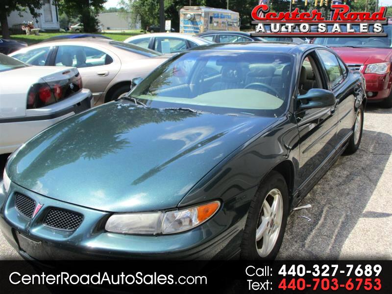 Pontiac Grand Prix GT sedan 1999