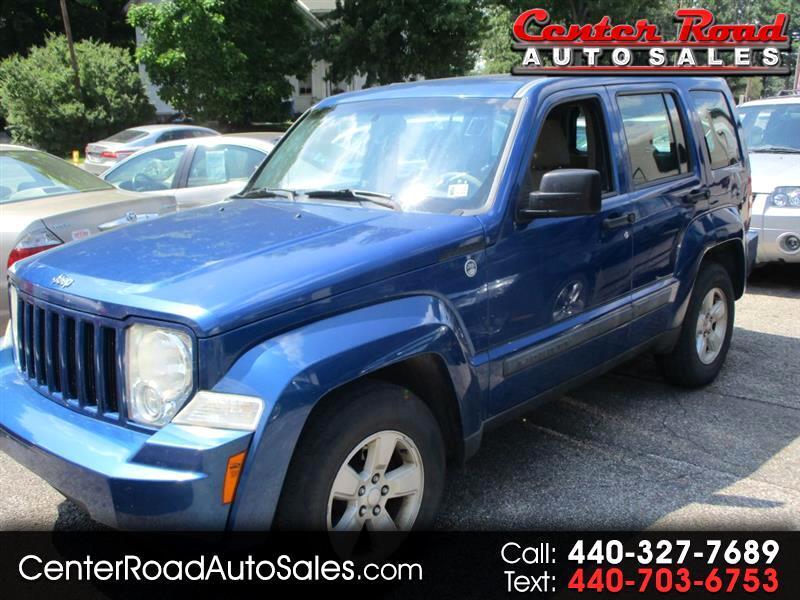 2009 Jeep Liberty Sport 4WD