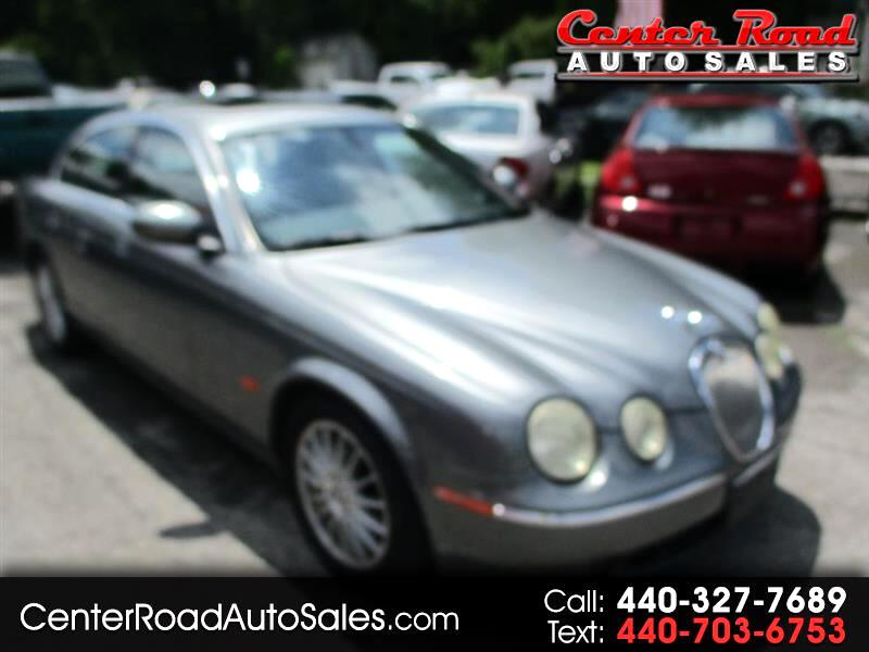 Jaguar S-Type 3.0 2006