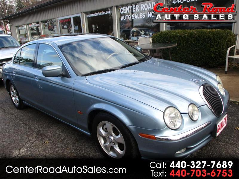 Jaguar S-Type 3.0 2002