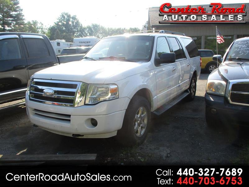 Ford Expedition EL XLT 4WD 2009