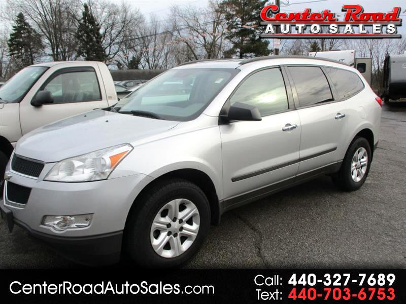 Chevrolet Traverse LS FWD w/PDC 2011