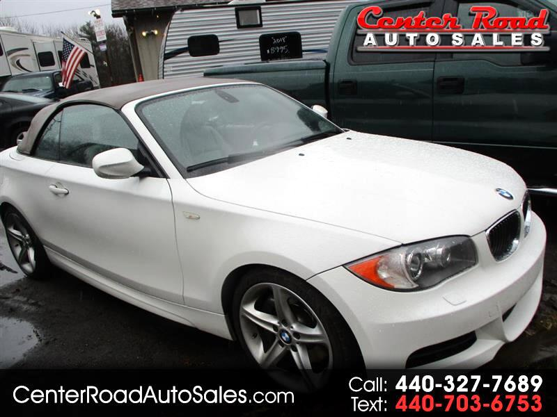 BMW 1-Series 135i Convertible 2010