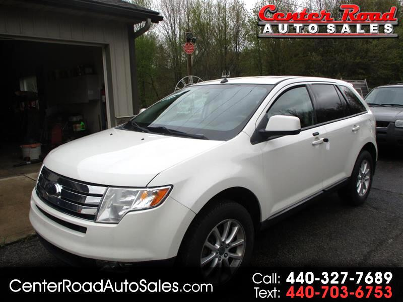Ford Edge SEL FWD 2010