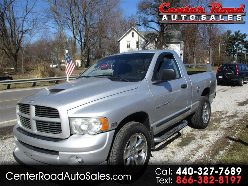 Dodge Ram 1500 ST Long Bed 4WD 2005