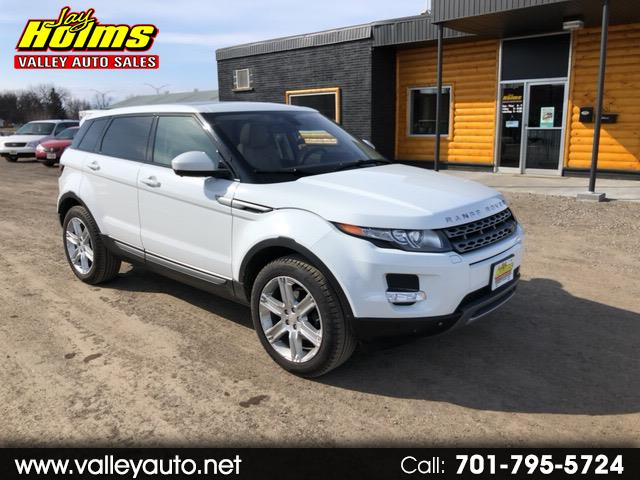2014 Land Rover Range Rover Evoque Pure Premium 5-Door