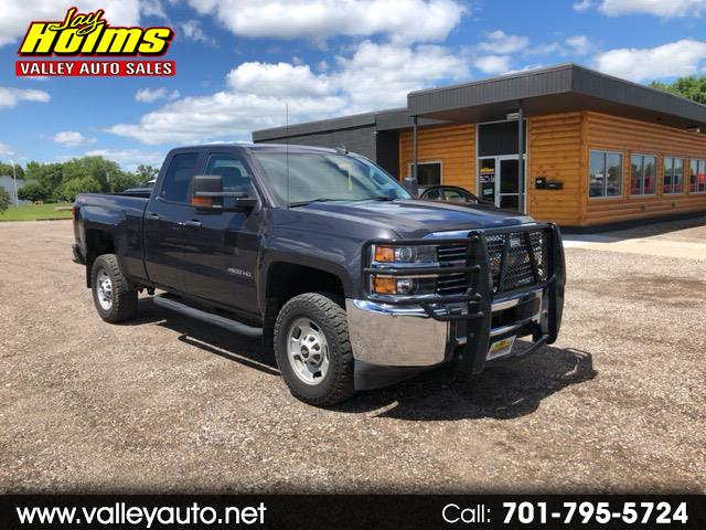 2015 Chevrolet Silverado 2500HD Built After Aug 14 4WD Double Cab 144.2