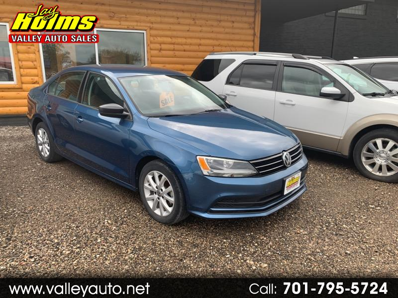 Volkswagen Jetta Sedan 4dr Auto 1.8T SE w/Connectivity 2015
