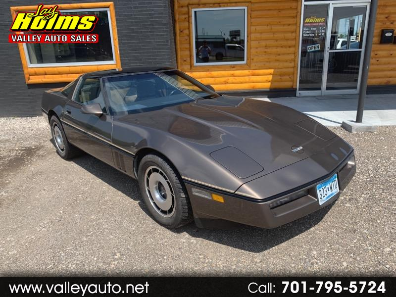 1984 Chevrolet Corvette 2dr Hatchback Coupe