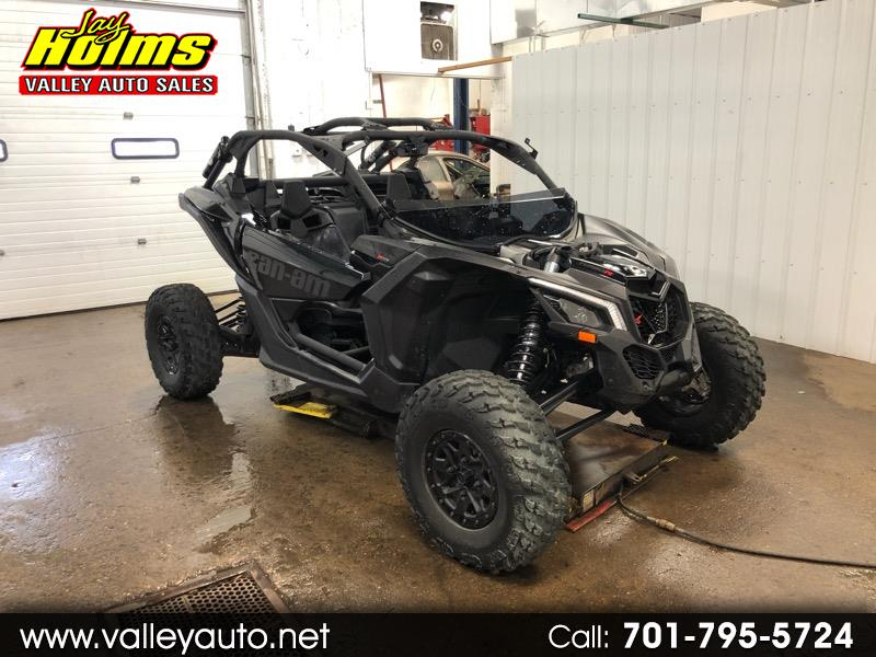 2017 Can-Am Maverick X3 Turbo R XRS