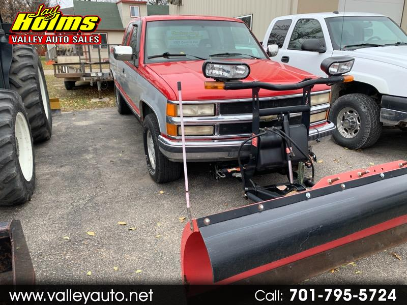 Chevrolet C/K 1500 Ext. Cab 6.5-ft. Bed 4WD 1994