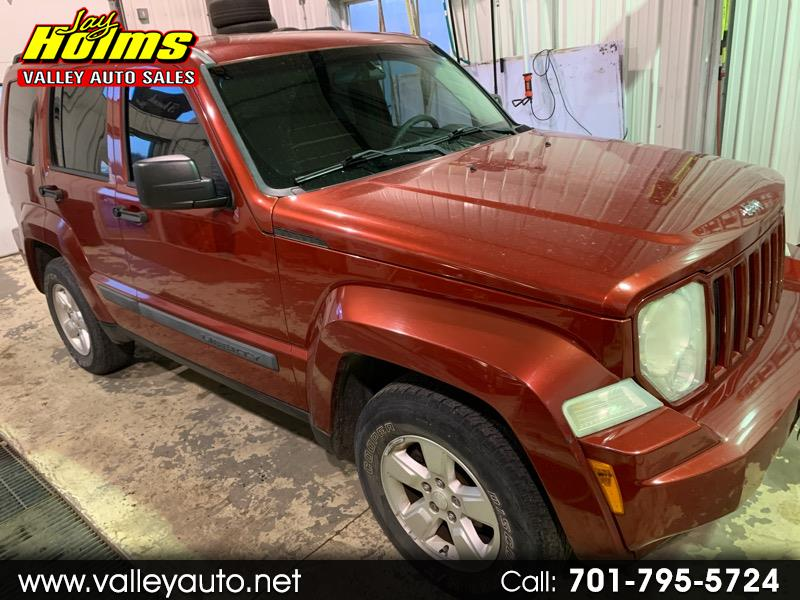Jeep Liberty 4dr Sport 4WD 2009