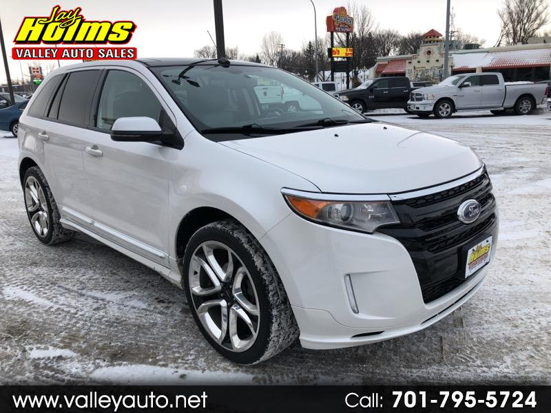 Ford Edge 4dr Sport FWD 2012