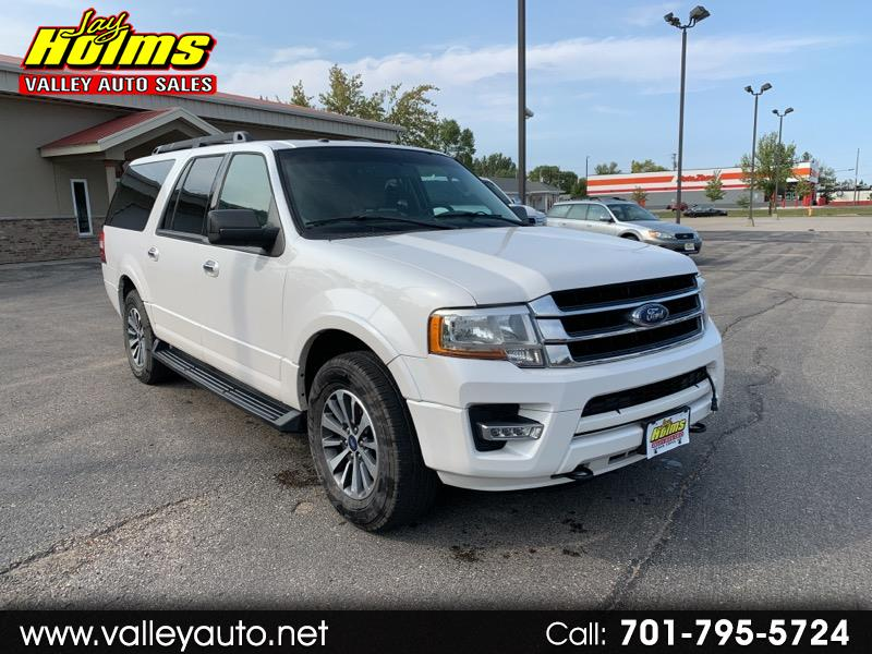 Ford Expedition EL 4WD 4dr XLT 2015