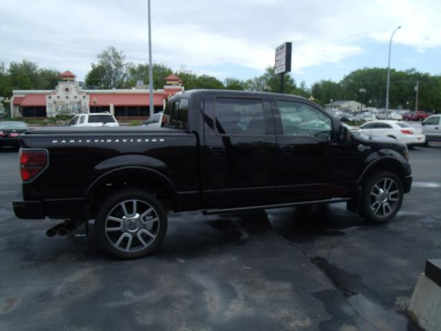 2010 Ford F-150 Harley Davidson SuperCrew 6.5-ft. Bed 4WD