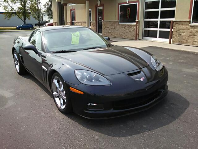 2013 Chevrolet Corvette GS Coupe 4LT